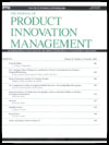 Journal of Product Innovation Management (JPIM) cover