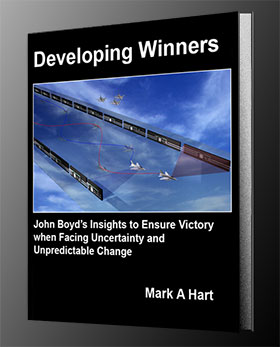 Developing Winners book cover image